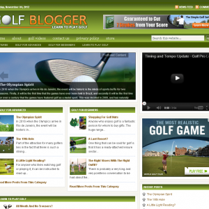 Golf Blogger  Free Golf Resources and Information Tips  How to Play Golf